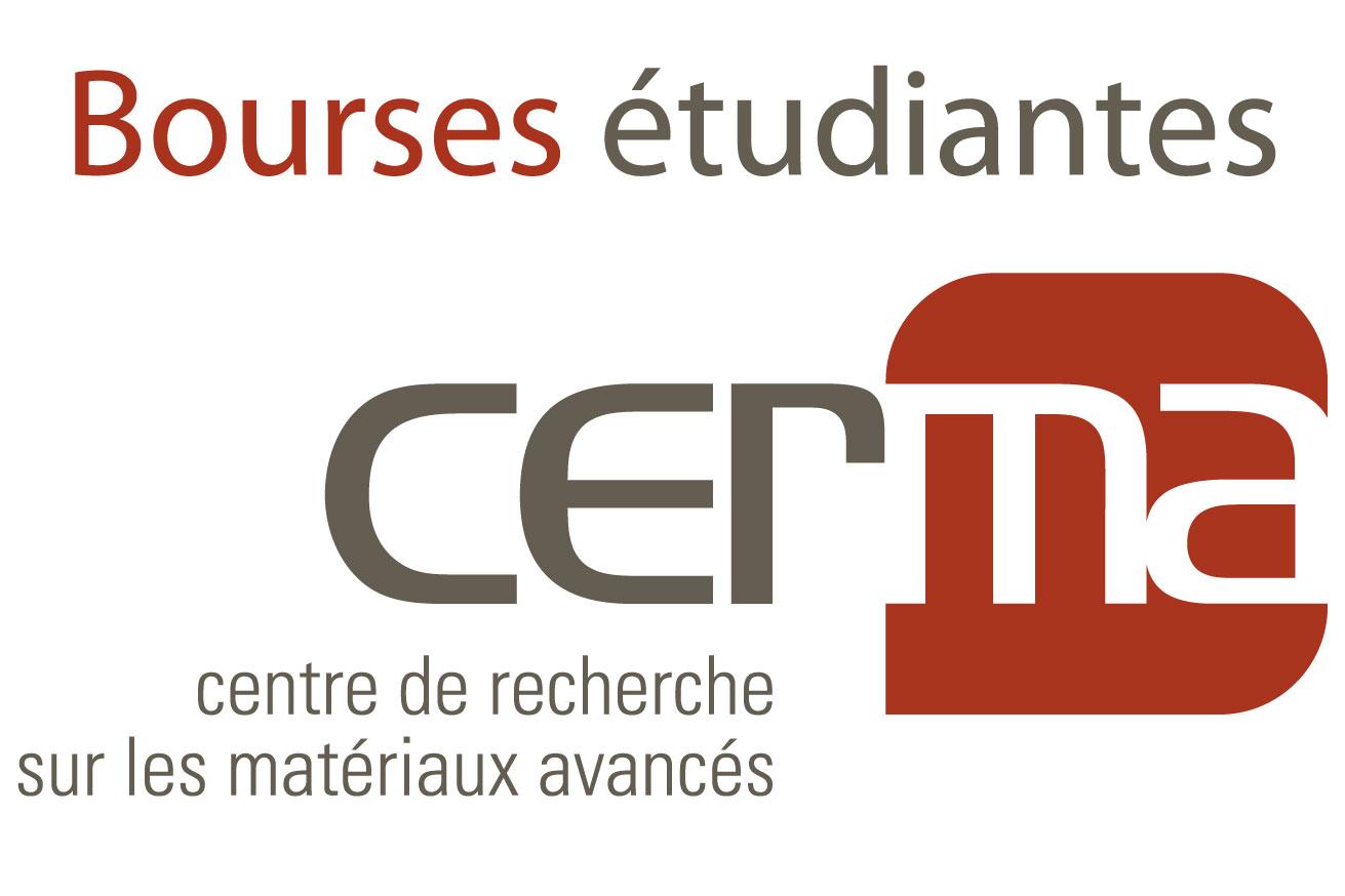 Logo Bourses étudiantes CERMA