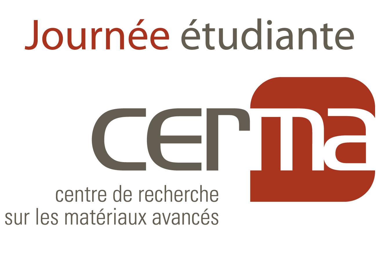 Logo Journée étudiante CERMA
