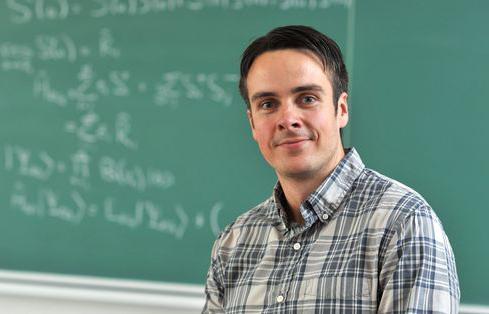 Paul Johnson, Pr au département de chimie, UL